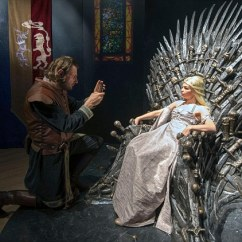 Baby Throne Chair Eames Replica Chairs Game Of Thrones Exhibition Will Open Next Month At The O2 Arena | Daily Mail Online