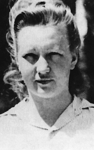 Sadist: Dorothea Binz, who became chief of Ravensbruck, enjoyed handing out beatings and torturing the inmates