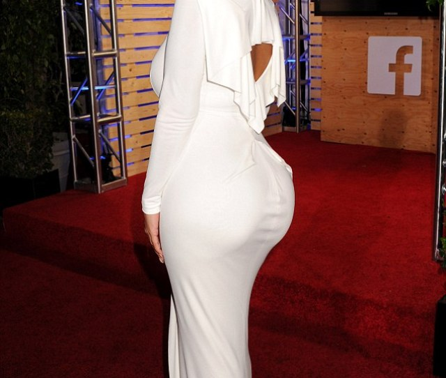 Watch Out Kim Youve Got Competition Amber Rose Showed Off Her Extremely