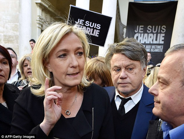Marie Le Pen - whose party was accused of stoking Islamophobia after the Charlie Hebdo attacks - has been invited to speak at the Oxford Union in February