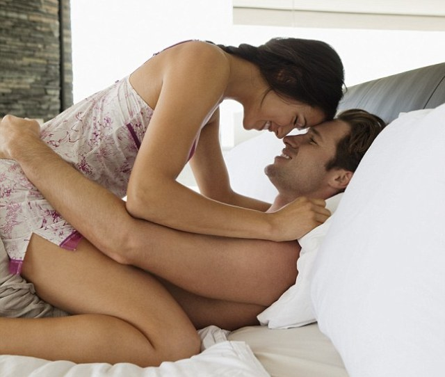 Sex With The Woman On Top Is The Most Dangerous Position For Men Say Scientists