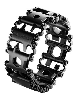 Leatherman plans to start selling the bracelet sometime this summer, and also says it will include it in a watch design. No official pricing is offered on the tool, but one blog post claims it could be in the region of $200 (£130)