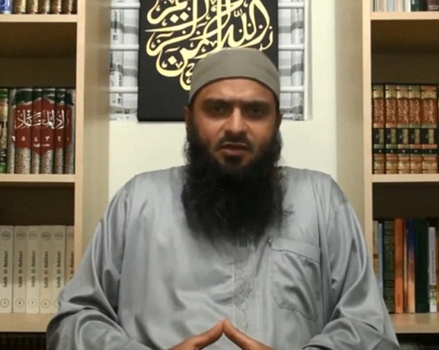 Hardline imam Shakeel Begg, 37, is suing the BBC saying it described him as an 'extremist'