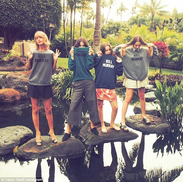 Image result for haim in hawaii taylor swift