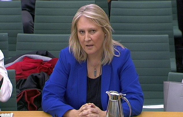 Member of the Independent panel inquiry into Child Sexual Abuse Sharon Evans has been accused of leaking information