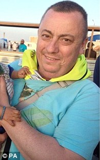 Alan Henning, murdered by ISIS