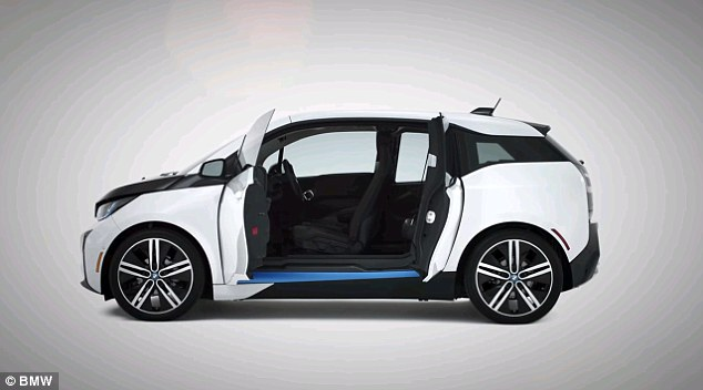 That Bmw39s I3 Electric Car Was Manufactured In A Windpowered Facility