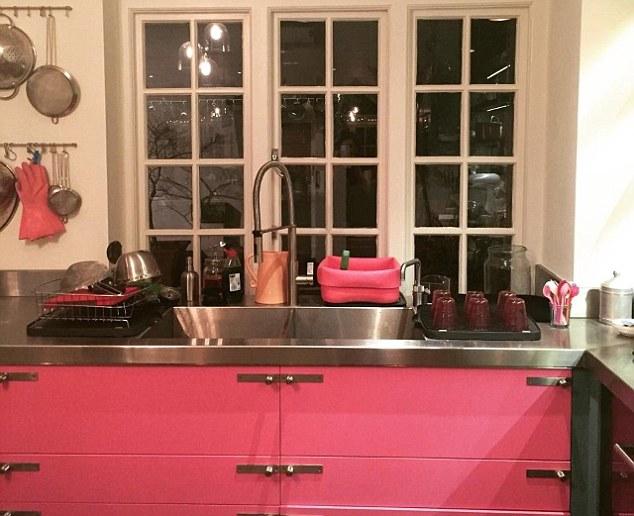 Nigella Lawson updates kitchen as she downsizes to