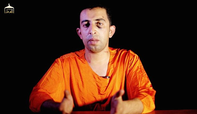 Militants fighting for the Islamic State in Syria and Iraq released a video they claim shows Jordanian pilot Moaz al-Kasasbeh being burned alive while locked in a cage