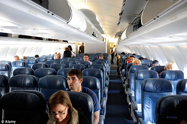 Want some space to stretch out and relax? Book a flight on days when airlines have more seats available