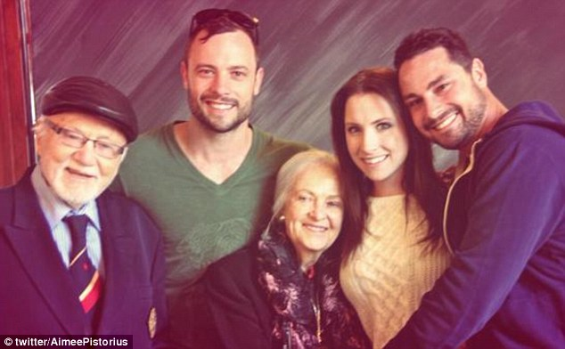 Oscar Pistorius Grandmother Still Proud Two Years After