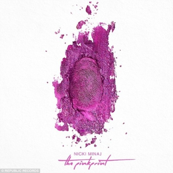 Going gold together: Her 28-year-old beau - born Robert Williams - must be the exception to her rule since he was featured on her tracks Big Daddy and Buy a Heart on The Pinkprint
