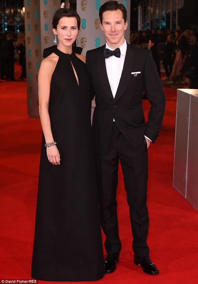 Benedict Cumberbatch Marries Sophie Hunter In Valentines