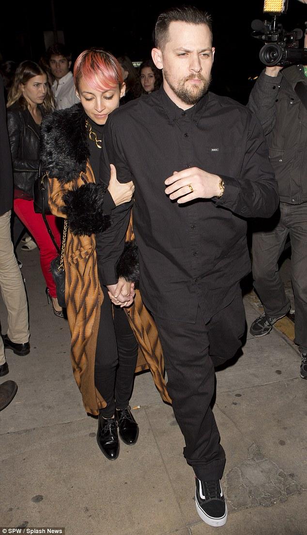 Benji And Joel Madden Take Cameron Diaz And Nicole Richie