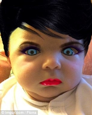 Baby Boy Makeup : makeup, Woman, YouCam, Makeup, Transform, Newborn, Daily, Online