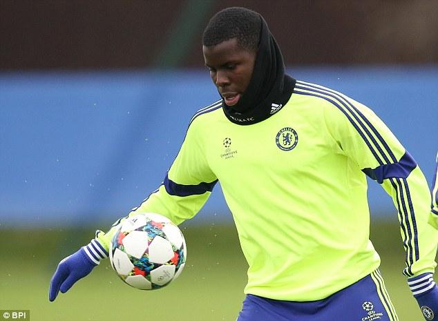 Image result for Kurt Zouma ready to return for Chelsea