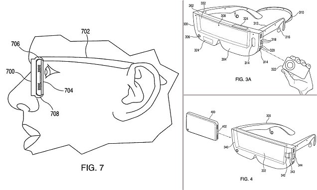 Apple is awarded another virtual reality headset patent