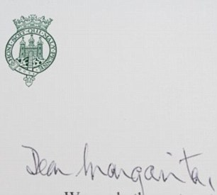'Historically significant' letter written by Duke of