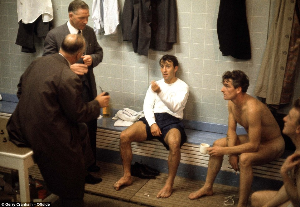 As Jimmy Greaves Celebrates His 75th Birthday We Relive