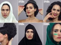 How Iranian fashion and freedom has changed over the past ...