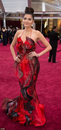 Academy Awards 2015's worst-dressed on the red carpet ...
