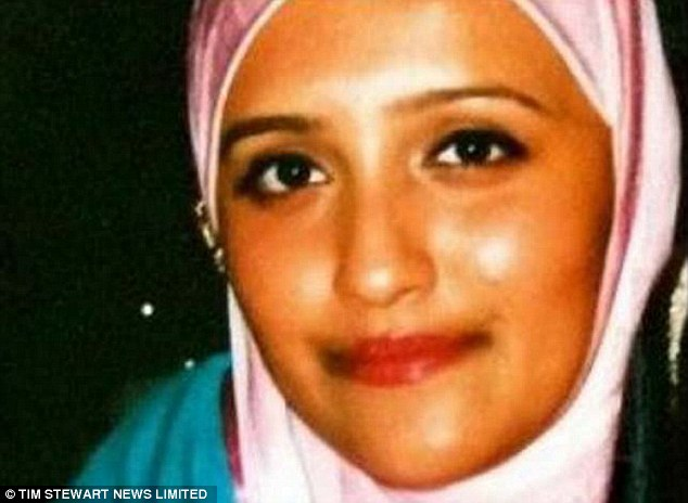 Terror leader: Aqsa Mahmood (pictured), who was reported missing by her Scottish parents in 2013, is now a prominent member of a dangerous all-woman police force that dishes out savage beatings on the streets of Raqqa, Syria