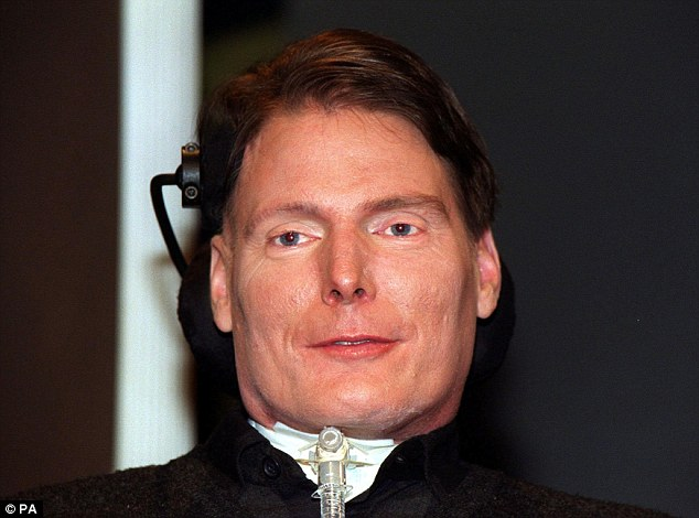 Dr Canavero has said his new body swap technique could help paralysed people such as Christopher Reeve