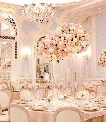 Luxury Wedding Reception Decorations