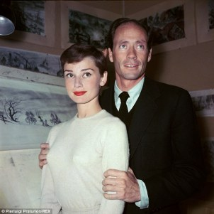 Image result for audrey hepburn and mel ferrer