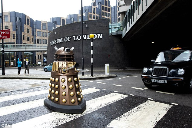 Virgin Money is offering its customers the opportunity to insure themselves against death by Dalek