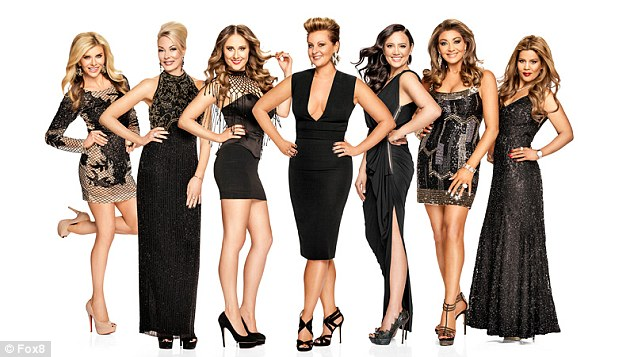 Real Housewives Of Melbourne's Gina Liano to release ...