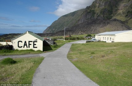 Local social haunts include the cafe and the Albatross Bar, which by virtue of being on Tristan is one of the world's most isolated pubs