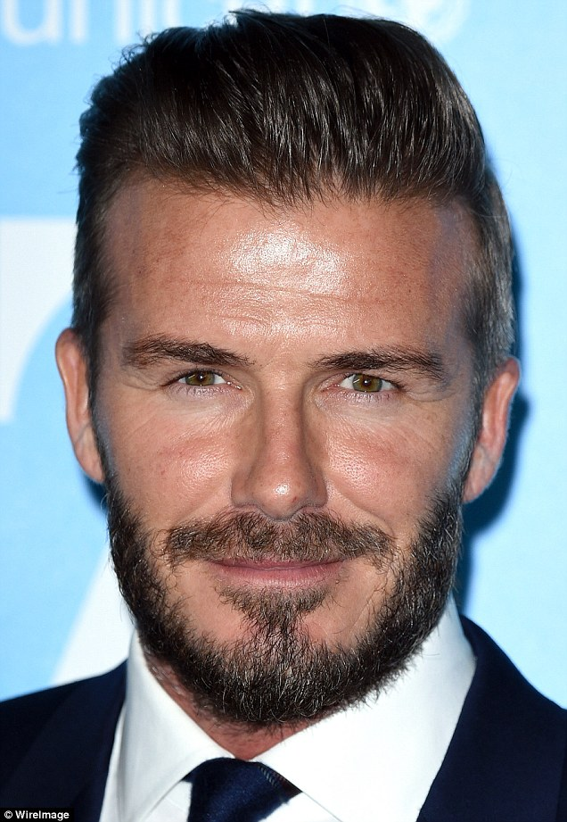 As David Beckham Becomes The Latest Star To Grow Full On