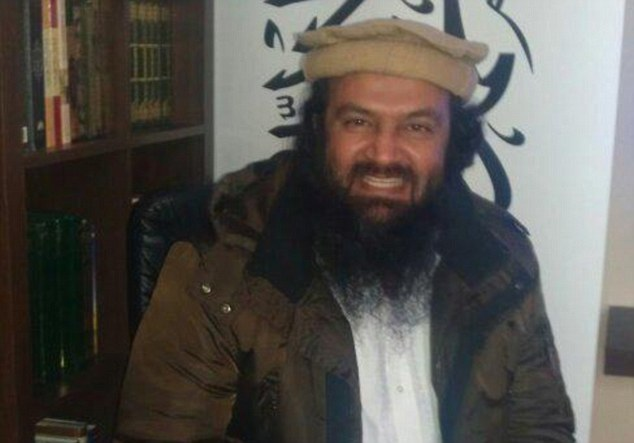 Killed:Last night Ali was described as a 'martyr' after he was reported killed by the Pakistan's Inter-Services Intelligence, or ISI, which has carried out a number of counter-terrorism operations in the region