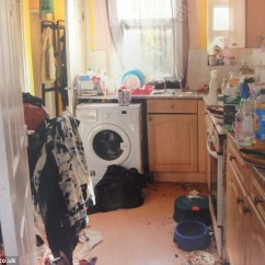 Fisher Price Kitchens Kitchen Island With Trash Storage Inside The Fly-infested York House Where Boy, 5, Was Badly ...