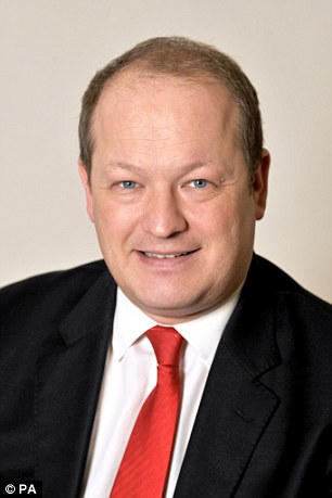 Simon Danczuk (pictured) says everyone but the public seemed to know about Cyril Smith's crimes - but no one was able to do anything to stop him