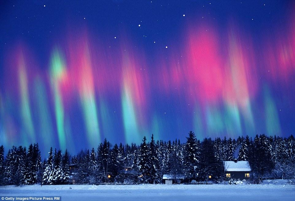 Northern Lights Colorado