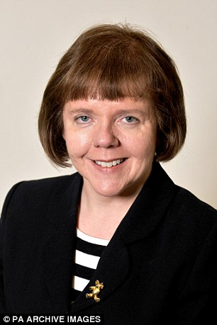 Labour MP Ann McKechin (pictured) said the comments were 'ill-judged'