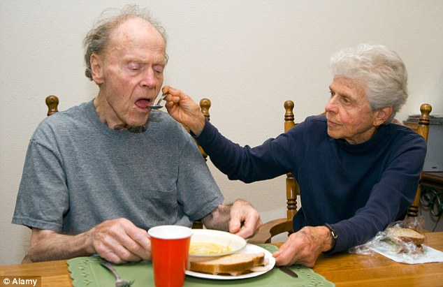 Another of the tell tale signs of dementia is struggling with everyday tasks. As the condition worsens, simple things such as unlocking a door or cooking a meal may become confusing
