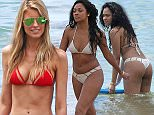 Picture Shows: Bria Murphy  March 23, 2015</p> <p> Eddie Murphy's girlfriend Paige Butcher enjoying a day on the beach with his daughters Bria and Shayne in Maui, Hawaii. </p> <p> The Murphy family was enjoying their yearly vacation to the tropical island. </p> <p> Exclusive - All Round<br />  UK RIGHTS ONLY</p> <p> Pictures by : FameFlynet UK    2015<br />  Tel : +44 (0)20 3551 5049<br />  Email : info@fameflynet.uk.com