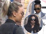 Picture Shows: Perrie Edwards  March 27, 2015 <p> Perrie Edwards gets back to work with her band mates in 'Little Mix' after being branded the 'Yoko Ono' of One Direction after Zayn Malik quit the popular boy band and abandoned their Asia tour. </p> <p> Perrie is snapped attending a meeting at an office in London with all the girls present. Perrie was the first to arrive with Jesy soon following. They were all pictured leaving the venue. </p> <p> Her fiance Zayn Malik today confirmed in his first interview after leaving One Direction that his engagement with Perrie has not been broken off.</p> <p> Exclusive<br />  WORLDWIDE RIGHTS</p> <p> Pictures by : FameFlynet UK    2015<br />  Tel : +44 (0)20 3551 5049<br />  Email : info@fameflynet.uk.com