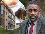 Picture Shows: Idris Elba  March 27, 2015 <p> British Actor Idris Elba pictured filming 'Luther' in East London, England. </p> <p> The actor appeared in good spirits laughing with crew members and checking his phone between takes.</p> <p> Non-Exclusive<br />  Worldwide Rights</p> <p> Pictures by : FameFlynet UK    2015<br />  Tel : +44 (0)20 3551 5049<br />  Email : info@fameflynet.uk.com