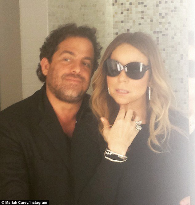 More than friends? The 45-year-old film director, best known for his Rush Hour movies, has been a shoulder to lean on during Mariah's divorce from Cannon