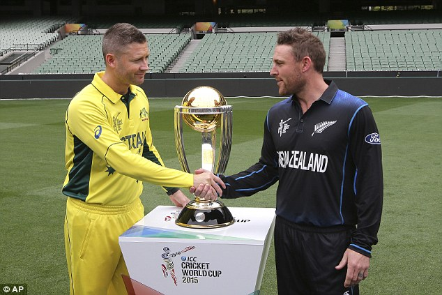 Image result for 2015 cricket world cup final