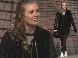 EXCLUSIVE: Cressida Bonas is pictured for the first time after Prince Harry was reportedly spotted watching his ex-girlfriend in the opening night of her new play the night before.<br /> She was pictured after the play walking with some of her colleagues who were performing in London.<br /> Pics taken March 26th.</p> <p>Pictured: Cressida Bonas<br /> Ref: SPL984291  270315   EXCLUSIVE<br /> Picture by: Splash News</p> <p>Splash News and Pictures<br /> Los Angeles: 310-821-2666<br /> New York: 212-619-2666<br /> London: 870-934-2666<br /> photodesk@splashnews.com
