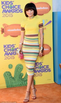 Zendaya dons 'Tootie' wig for first red carpet appearance ...