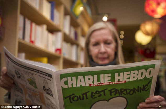 In the wake of attacks on the Charlie Hebdo journalists there were, in some schools, Muslim pupils who did not feel they could say they were offended by the newspapers cartoons