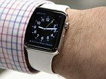 for Mark Priggapple watch product shot