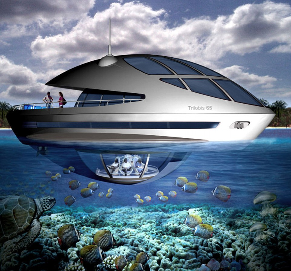 The Billionaires Toys That Explore The World BELOW The