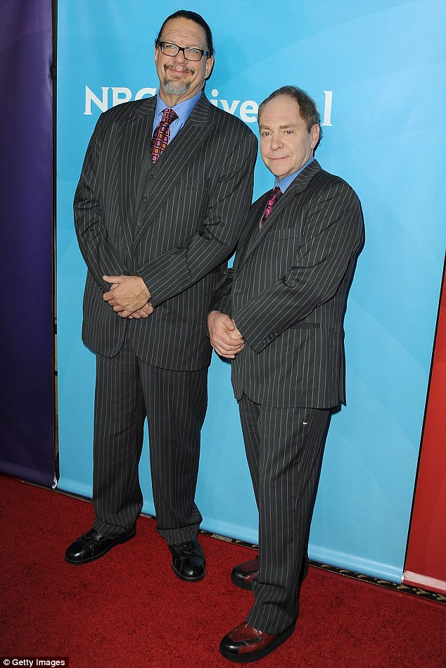 Penn Teller Weight Loss : teller, weight, Jillette, Weight, WeightLossLook